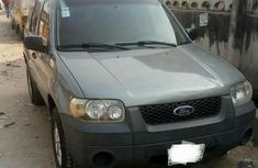 Ford Escape 2006 Grey for sale