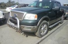 Ford F-150 2006 Green For Sale