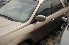 Acura MDX 2005 Beige For Sale