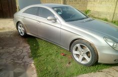 Clean Mercedez Benz CLS 550 2005 For Sale