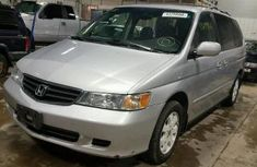 2005 Very clean tokunbo Honda Odyssey for sale