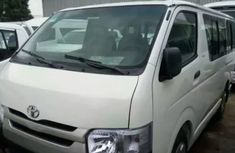 Tocumbo Toyota Hiace bus 2012 for sale.