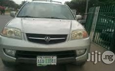 Acura MDX 2002 Silver For Sale