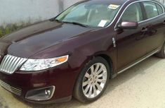 2011 Lincoln MKS Petrol Automatic