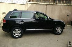 Volkswagen Touareg 2004 Black For Sale