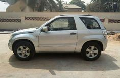 Suzuki Grand Vitara 2009 Silver For Sale