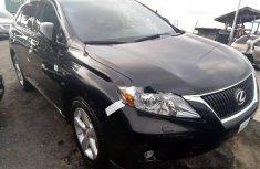 Lexus RX 2012 Automatic Petrol ₦9,500,000