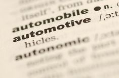 15 commonly used auto jargons and their meanings