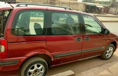 Opel Sintra 2006 Red For sale