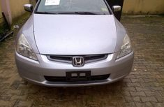 Tokunbo 2005 Honda Accord EOD Silver for sale