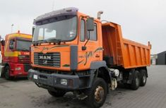 2014 Orange Man truck Tippa For sale