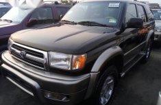 Toyota 4Runner 2001 Black For Sale