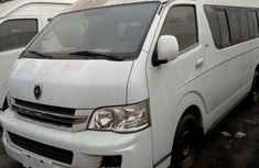 2016 almost brand new Toyota HiAce Petrol