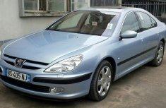 607 Peugeot 2007 Blue for sale