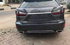 Clean 2015 Grey Lexus Rx 350 for sale