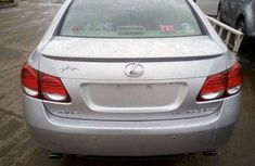 2006 silver clean Lexus Gs 350 for sale