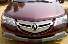 2010 Acura MDX RED for sale