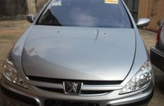 Peugeot 607 2002 silver for sale