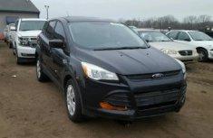 2014 black Ford Escape for sale