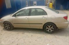Fairly used 2006 Toyota Corolla for sale