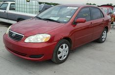 2004 TOYOTA COROLLA MODEL FOR SALE