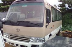 Clean Toyota Coaster Bus 2008 for sale