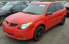 Tokunbo Pontiac Vibe 2003 FOR SALE