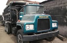 1966 Tokunbo Mack R Model tipper double gear