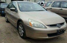 2005 Honda Accord for sale full option