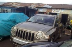 2010 Jeep Compass Grey for sale