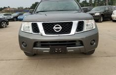 Nissan Pathfinder 2005 Green for sale
