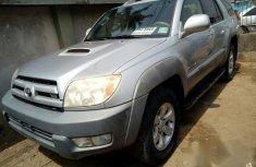 Toyota 4-Runner Sport 2003 Silver for sale