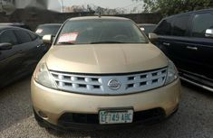 Nissan Murano 2005 Gold for sale