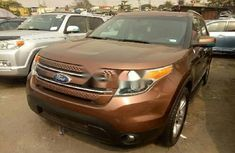 Ford Explorer 2013 Automatic Petrol ₦10,300,000