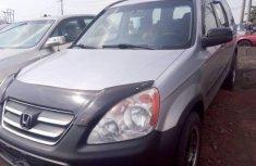 Well kept Honda CRV 2003 for sale