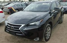 2015 Lexus NX200 in good condition for sale