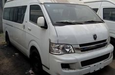 2016 almost brand new Toyota HiAce