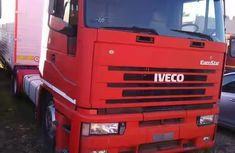 Foreign Used 2006 Iveco Cargo for sale