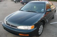 Good used 1997 Honda Accord LX for sale
