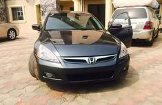 Well Foreign Use 2007 Honda Accord  For Sale