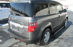 Well Foreign Used 2011 Honda Element Grey For Sale