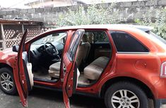 Foreign used 2008 Ford Edge for sale