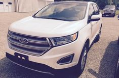 Ford Edge 2016 White for sale
