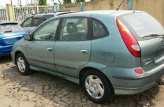 Clean Nissan Almera Tino 2003 Blue for sale