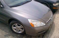 A Clean Registered 2007 Honda Accord Full Otion