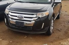Clean 2010 Black Ford Edge first grade tokunbo just arrived now for sale