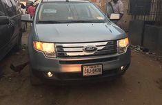 Tokunbo Ford Edge 2008 Blue for sale
