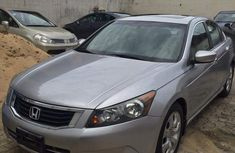 Foreign used Honda Accord evil spirit 2009 Silver For sale