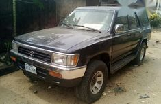 Clean Toyota 4-Runner 1998 Blue for sale