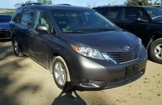 Toyota Siena 2017 for sale